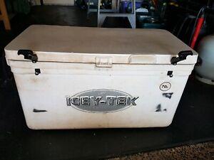 Icey tek 70l esky used