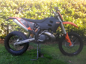 KTM 300 2009 Capalaba West Brisbane South East Preview
