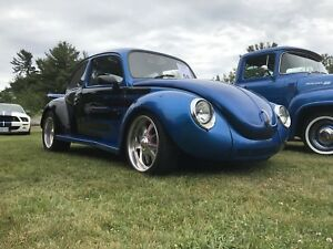 VW Beetle Show Car
