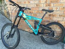 Yeti DH9 mountain bike Valley Heights Blue Mountains Preview