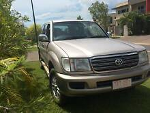 2002 Toyota LandCruiser Wagon Bayview Darwin City Preview