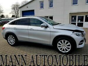 Mercedes-Benz GLE 500*4MATIC*COUPE*LUFTFEDERUNG*PANORAMADACH*