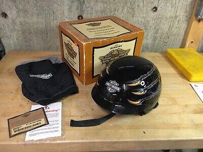 Harley Davidson Half Helmet Claw Medium