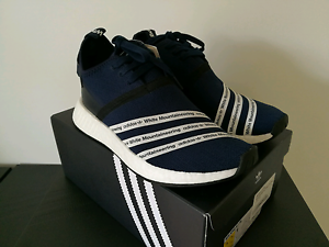 ADIDAS X WHITE MOUNTAINEERING NMD R2 PK COLLEGIATE NAVY/WHITE Canning Vale Canning Area Preview