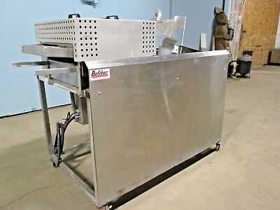 Belshaw Tg-50 H.d. Commercial Donuts Conveyor Thermoglaze Machine 208v 1ph