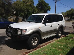 1998 Toyota LandCruiser Wagon Semaphore Port Adelaide Area Preview