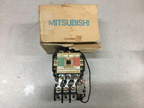 NEW IN BOX MSO-K50 MITSUBISHI S-K50 MAGNETIC CONTACTOR JEM-1038