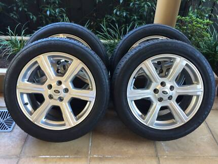"20"" GENUINE LAND ROVER RANGE ROVER VOGUE V8 AUTOBIOGRAPHY WHEELS Balwyn Boroondara Area Preview"