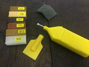 Osmo riparazione set kit 7500 per legno laminato mobili - Kit riparazione piastrelle ...