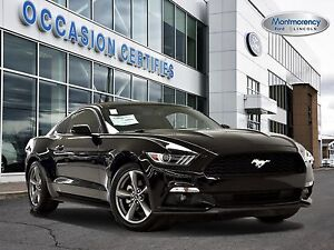 2016 Ford Mustang V6 MANUELLE, CAMÉRA