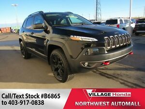 2017 Jeep Cherokee Trailhawk 4x4 | BLACK FRIDAY SALE ON NOW!