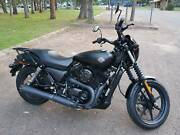 Sell Harley Davidson Street 500 in great condition North Narrabeen Pittwater Area Preview