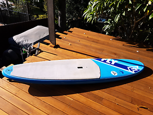 """SUP Fanatic Fly 10' x 30"""" Stand up paddle board 2015 Charlestown Lake Macquarie Area Preview"""