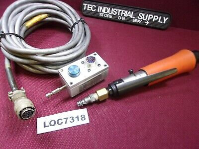 Gse Socket Wrench Torque Transducer 100 In. Lbs. Pneumatic Runner Loc7318