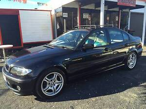 2004 BMW M318i Sedan, M spec, Sunroof, Full BMW servicedLog Books Long Jetty Wyong Area Preview