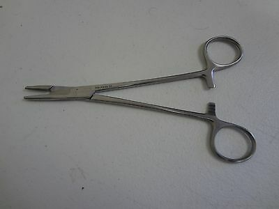 Olsen Hegar Needle Holder Hemostat 6.5 Stainless Dental Surgical Veterinary