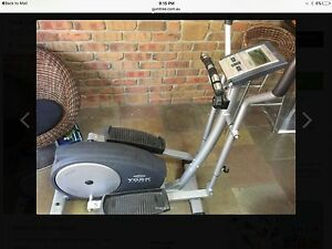 York cross trainer great cond &120.00 Woodcroft Morphett Vale Area Preview