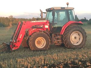 WANTED Loader Tractor