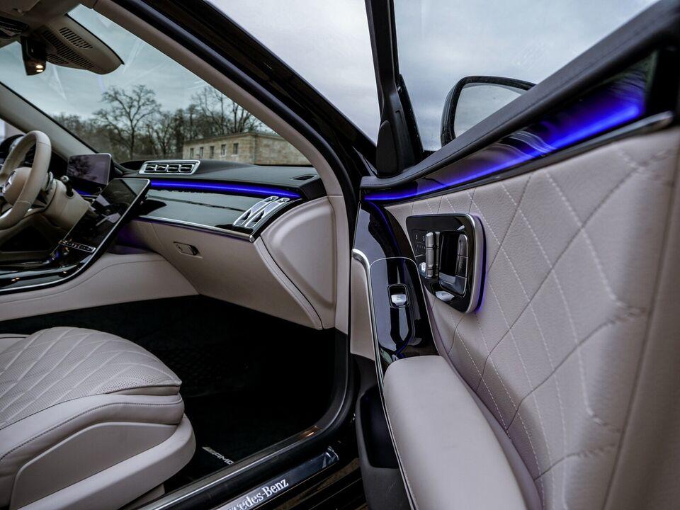 Mercedes-Benz S-Klasse 2021 mieten Hochzeitsauto ...