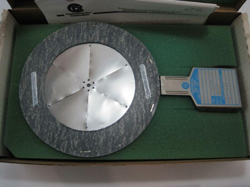 """New Continental 4"""" Enviroseal I Rupture Disc Teflon 8009152A"""