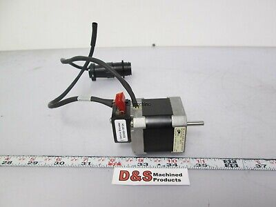 Applied Motion Ht17-075d Stepper Motor With E2-500-197-ih Encoder