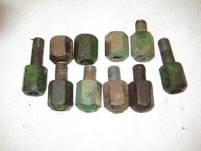 10 John Deere Tractor Cultivator Nuts