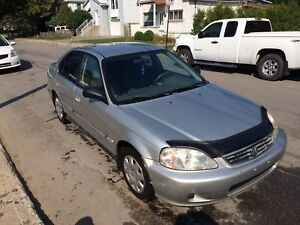 Honda civic se 1999