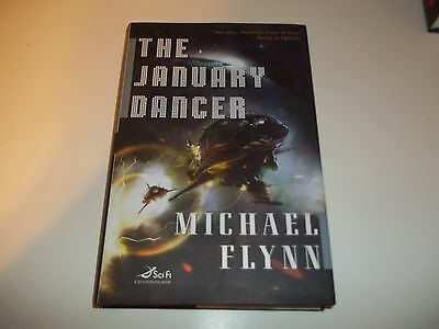 The January Dancer By Michael Flynn Hc New