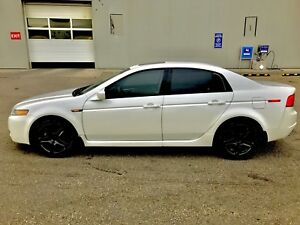 ACURA TL Trade for 4x4