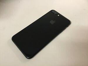 iPhone 7+ 256gb Jet Black UNLOCKED