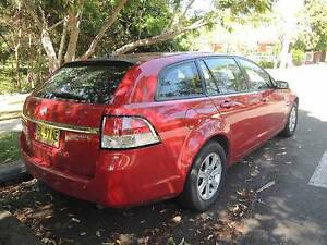 2011 Holden Commodore Wagon Epping Ryde Area Preview