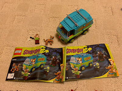 LEGO Scooby-Doo The Mystery Machine Set 75902 No Box 90% Complete