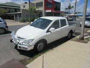 2011 Ssangyong Actyon Sports  Automatic Ute Westcourt Cairns City Preview