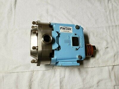 Waukesha 030  Model 030u2 Positive Displacement Pump  Used Works Good