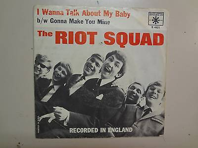 Riot Squad  I Wanna Talk About My Baby Gonna Make You Mine U S 7  Roulettedj Psl