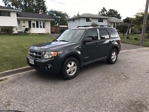 2008 Ford Escape Limited + SAFETY/ETEST / Leather/Sunroof