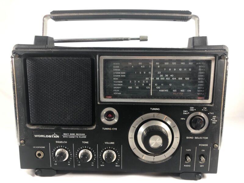 worldstar Radio mg 6600 Multi Band