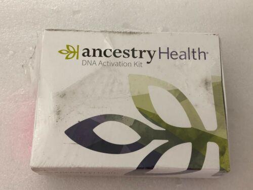 1  Ancestry Health – DNA Activation Kit. Sealed