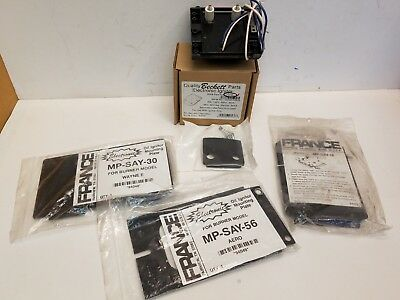 New Beckett 51838u Electronic Ignition Transformer 20kv 3 Mounting Plates