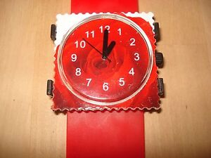 FAB FUNKY STAMP STYLE WATCH -