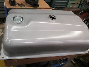 FORD NAA/JUBILEE/600/800/MORE TRACTOR GAS TANK W/SENDING UNIT HOLE NAA9002E NEW