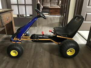 Petal Go-Cart