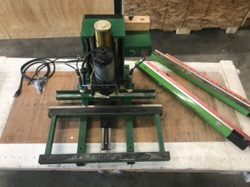 Grass Hinge Boring Machine with Extensions   Single Phase