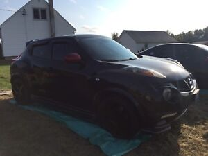 2013 Nissan Juke Nismo 4x4 or 2x4 select on the fly turbocharged