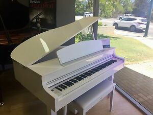 New YAMAHA Digital Grand Piano in White @ Sound Centre Pianos Nedlands Nedlands Area Preview