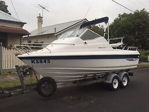 Savage Mako 5.5 2006 immaculate! Ocean Grove Outer Geelong Preview