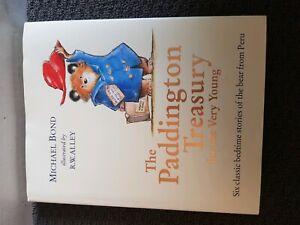 The paddington bear treasury book