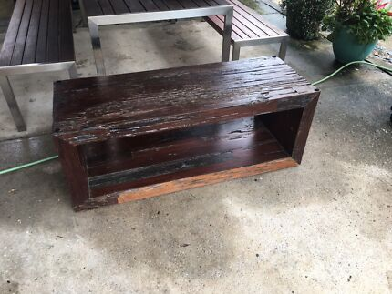 bench seat or coffee table