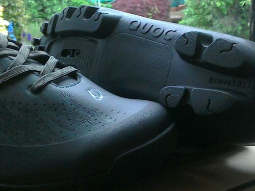 Quoc Pham Gran Tourer gravel shoes Green Camo 42.5 UK8.5 bikepacking mtb NEW