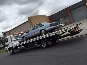 24 HOUR CHEAP TOWING SERVICE TOW TRUCK FULLY INSURED Thomastown Whittlesea Area Preview